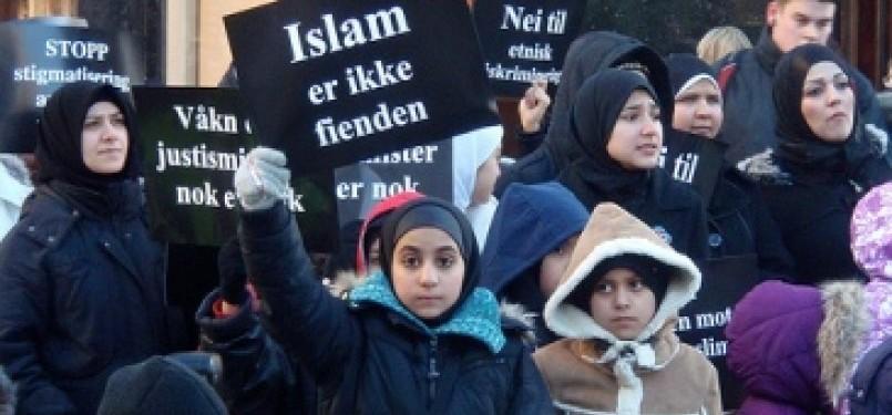 spanich porno muslim i norge
