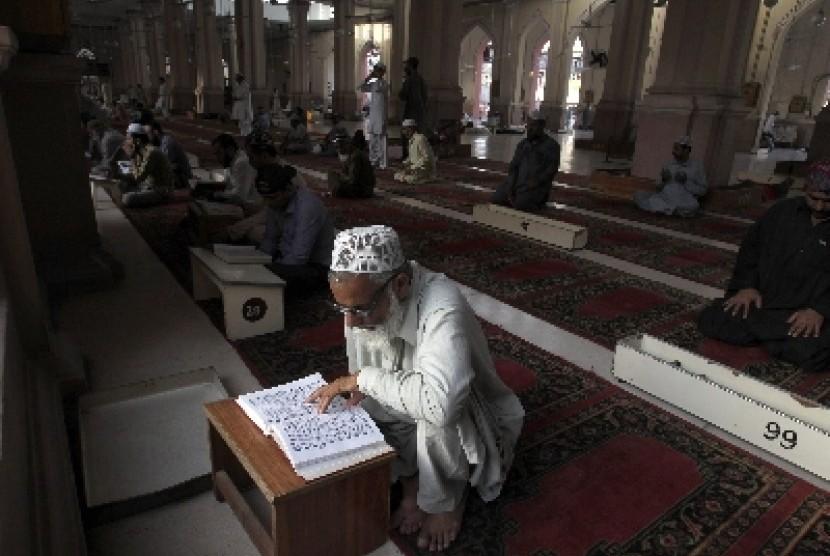 Kementerian Agama Pakistan Bentuk Majelis Ulama