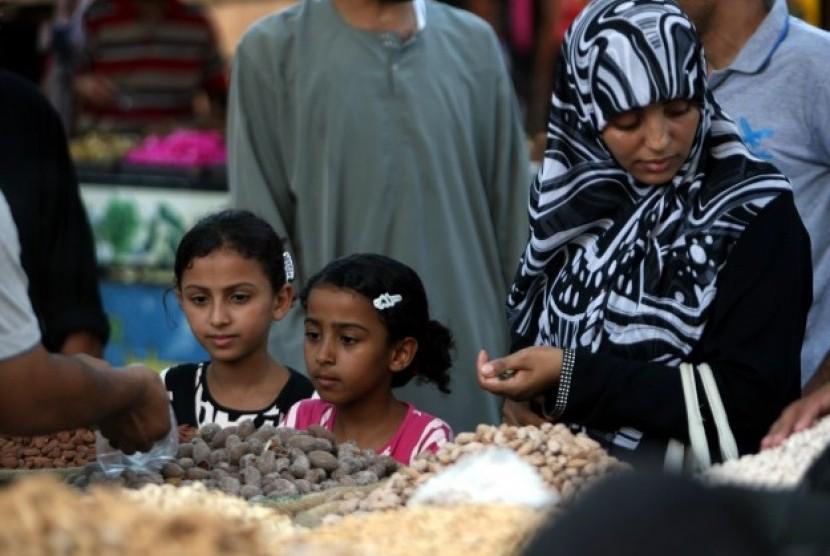 Israel Lancarkan 'Perang Air' Lawan Palestina