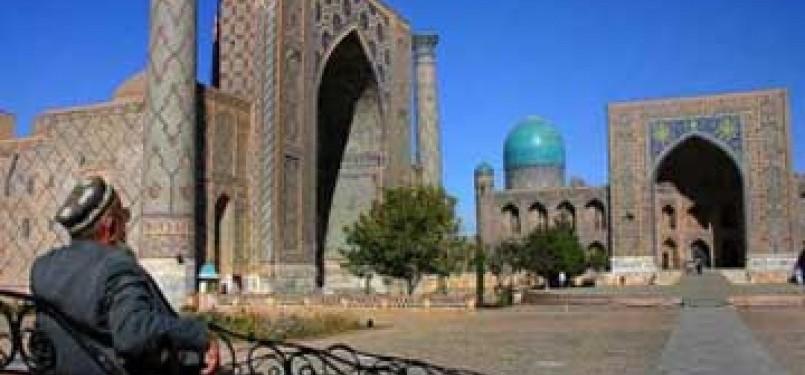 Muslim Uzbekistan