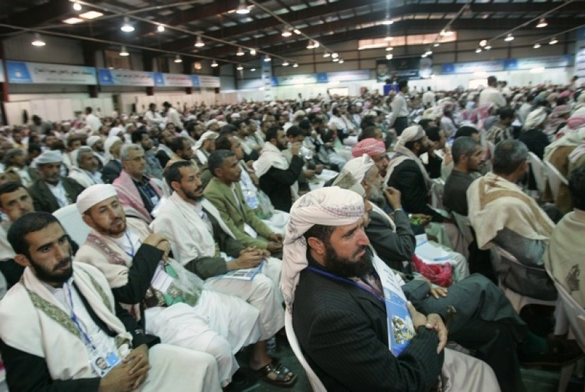 Jejak Islam di Yaman