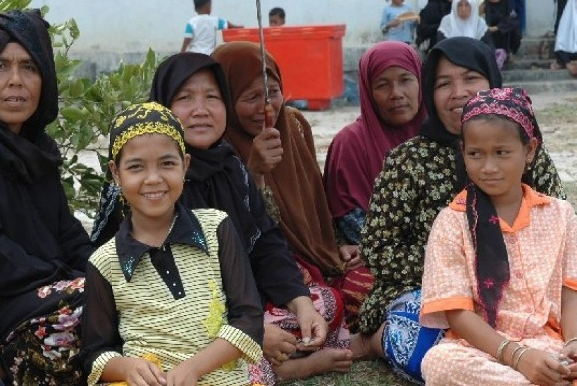 Muslimah Kamboja.