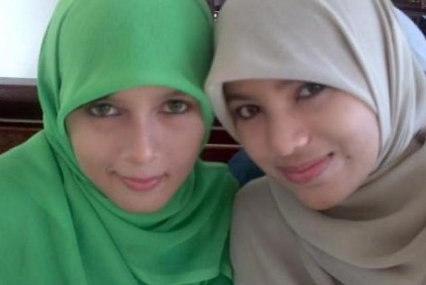 Muslimah keturunan Portugis di Aceh