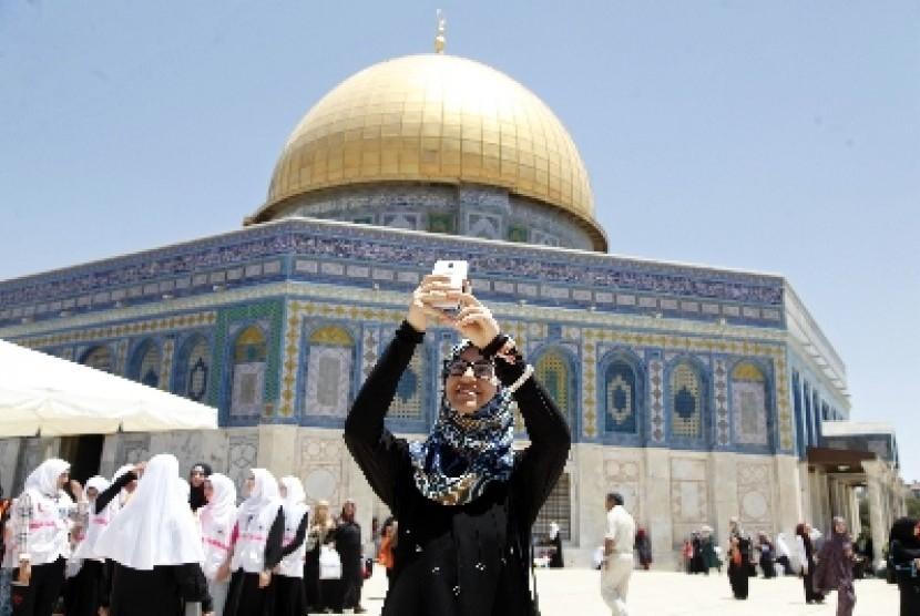 Menlu Enam Negara Arab Bahas Krisis Yerusalem di Yordania