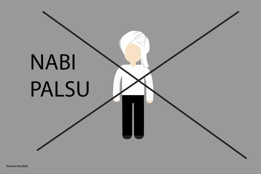 Nabi Palsu (ilustrasi)