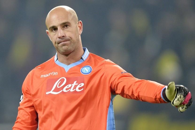 Ditahan Imbang Fiorentina, Napoli Gagal Gusur Inter Milan