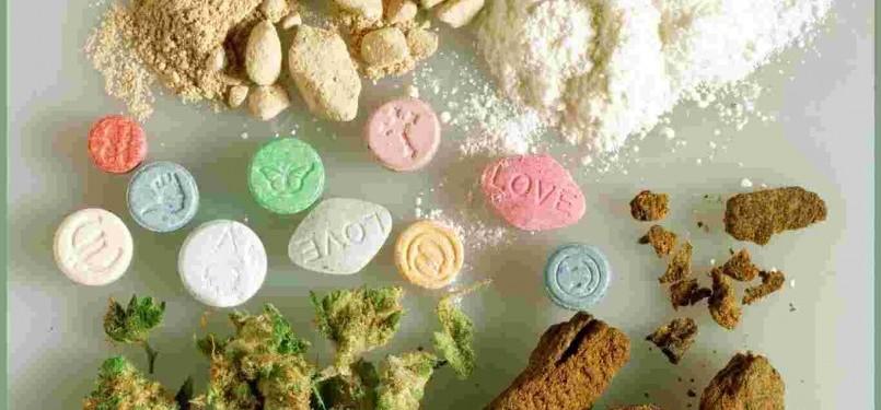 Narkoba (ilustrasi).