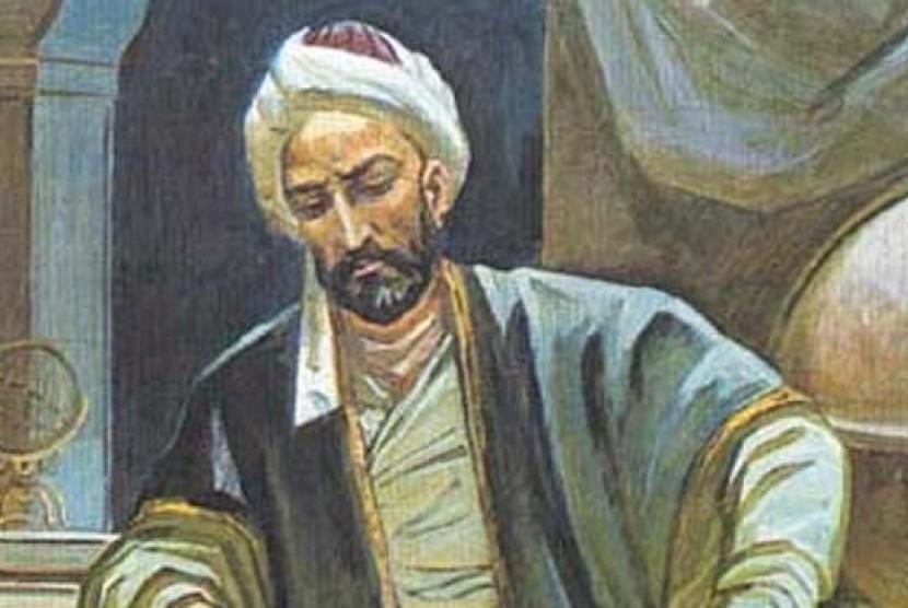 Nasiruddin Al-Tusi (ilustrasi).