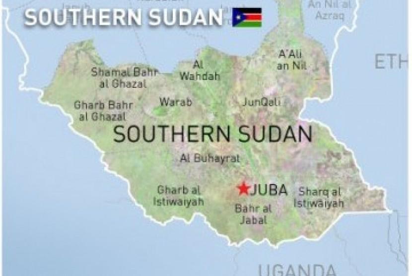 Negara baru Sudan Selatan termasuk yang termiskin di dunia.