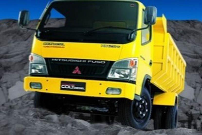 Colt Diesel Dominasi Penjualan Mitsubishi Truk di GIIAS
