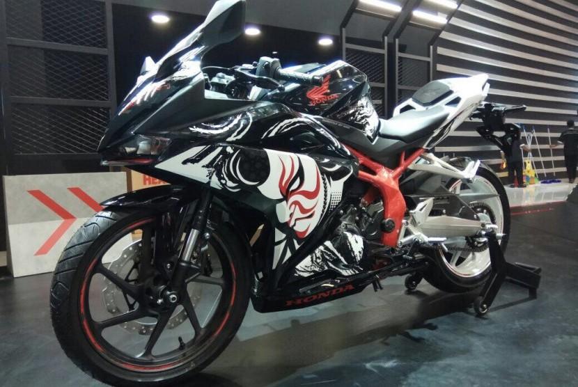 New Honda CBR250RR Special Edition.