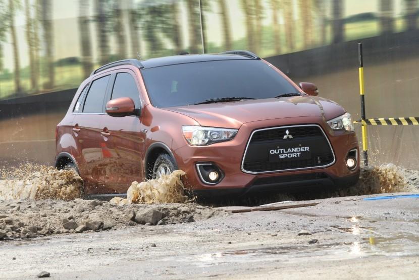 Mitsubishi Indonesia Recall 17.064 Unit Outlander Sport
