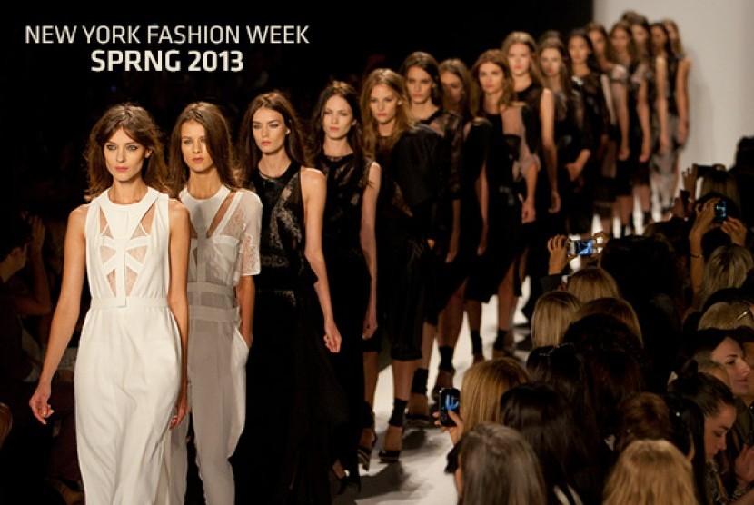 News Week Fashion Week 2013
