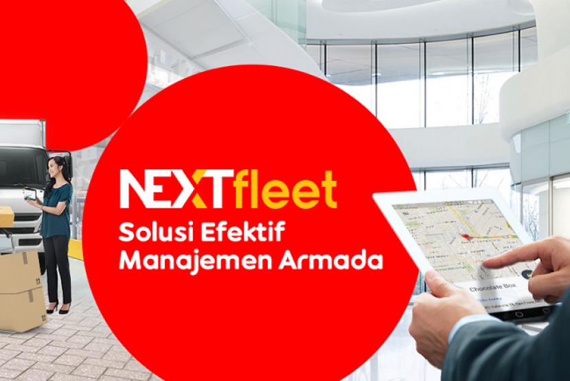 NEXTfleet layanan baru Indosat Ooredoo.