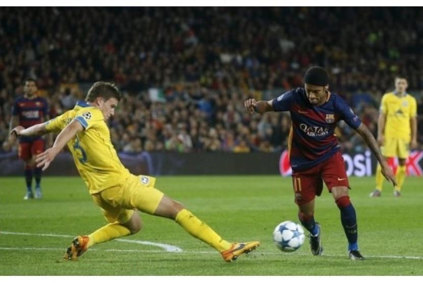 Neymar tidak Suka Tonton Sepak Bola Selain Barca