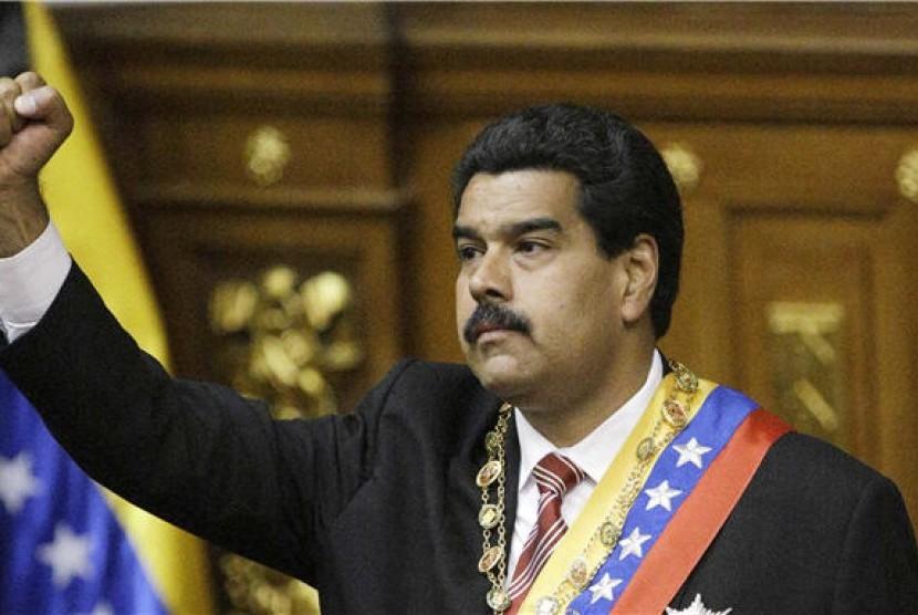Maduro: Venezuela tak akan Gagal Bayar Utang
