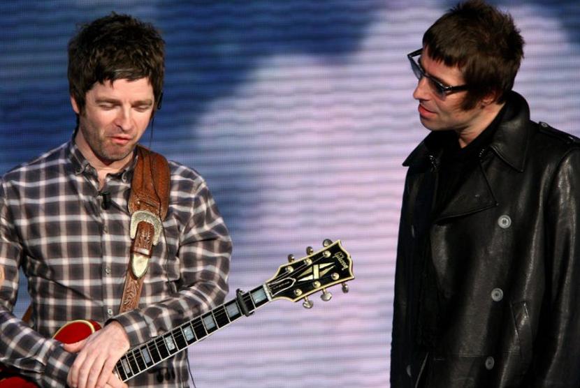 Noel dan Liam Gallagher