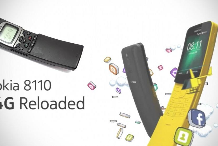 Nokia 8110 reborn