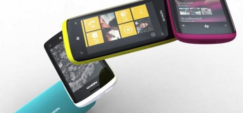 Nokia Mango