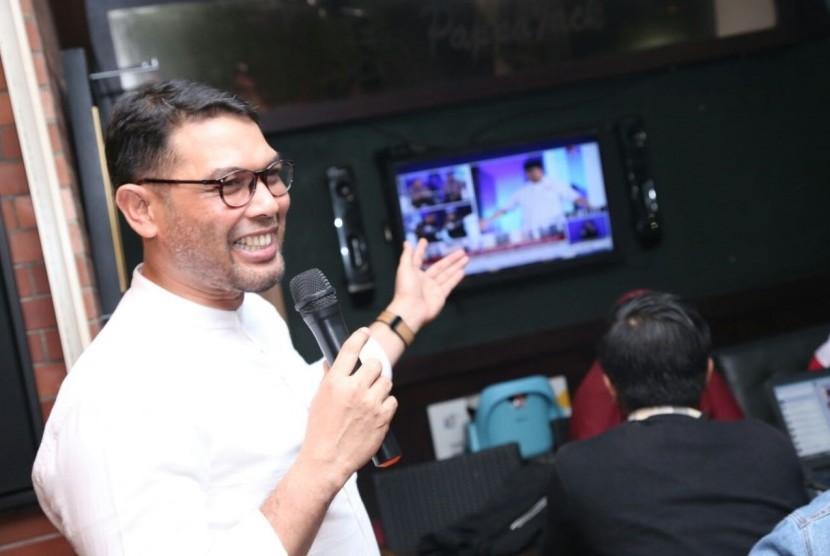 Anggota dewan DPR RI Fraksi PKS Muhammad Nasir Djamil
