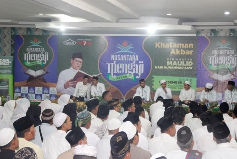 Nusantara Bogor Mengaji, Ahad (11/12)