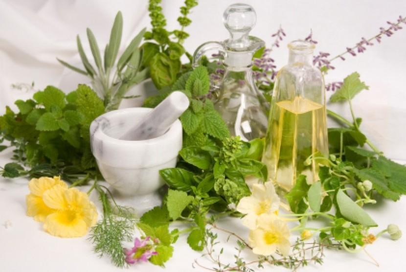 Obat herbal.