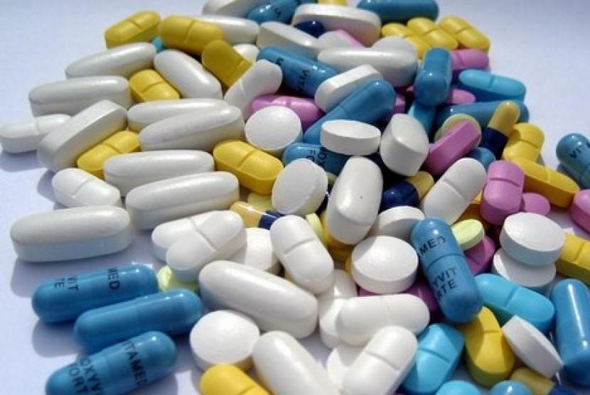 Obat-obatan (ilustrasi).