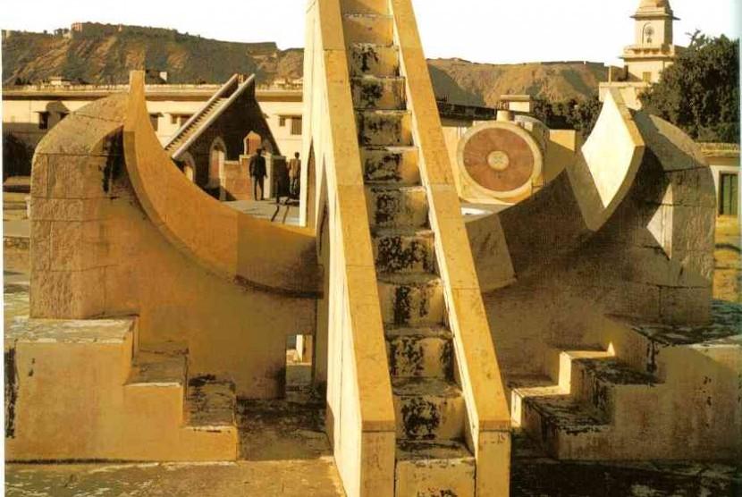 Observatorium di Dunia Islam.