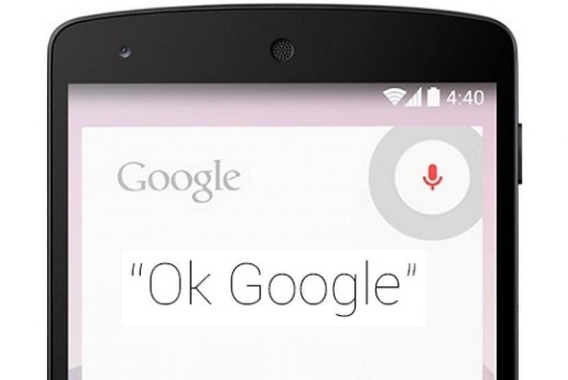 OK Google tambah fitur feedback.