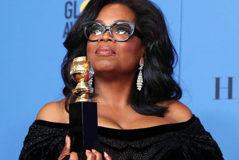 Pidato Fenomenal Oprah Bisa Didengar di Spotify