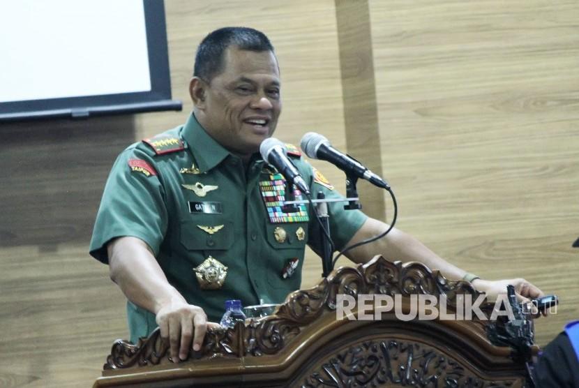 Panglima TNI Pastikan Semua Warga di Tembagapura Aman