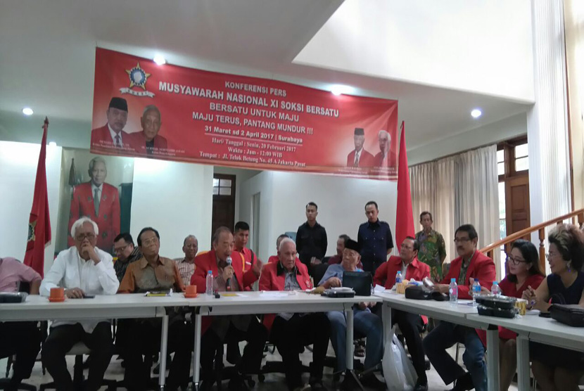 Fatahillah Ramli: SOKSI Pimpinan Ali Wongso Palsu