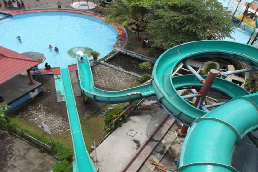 Owabong Waterpark, Purbalingga, Jawa Tengah