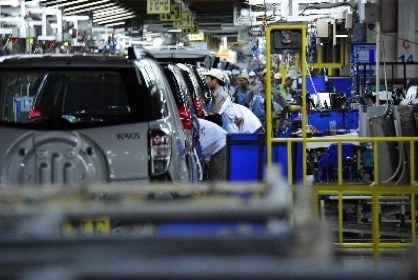 Pemerintah Beri Dispensasi Dua Tahun ke Industri Otomotif Gunakan Euro4