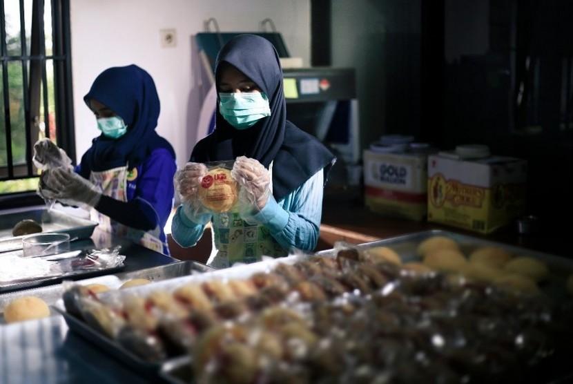 Mengintip Pabrik Roti UMM yang Bebas Pengawet