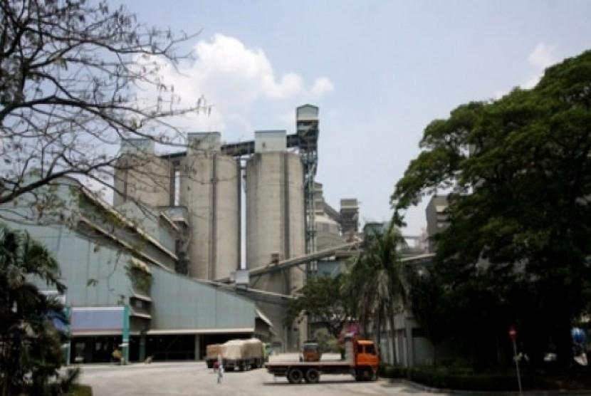 Pabrik Semen Baturaja