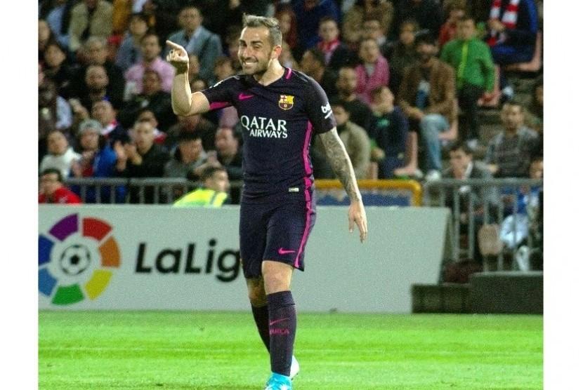 Lille Terus Rayu Striker Barcelona