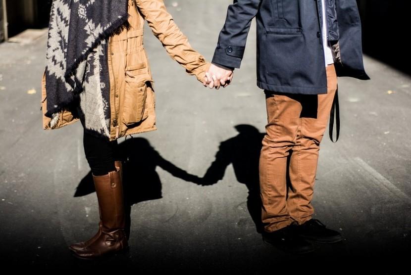 Pasangan suami istri/Ilustrasi