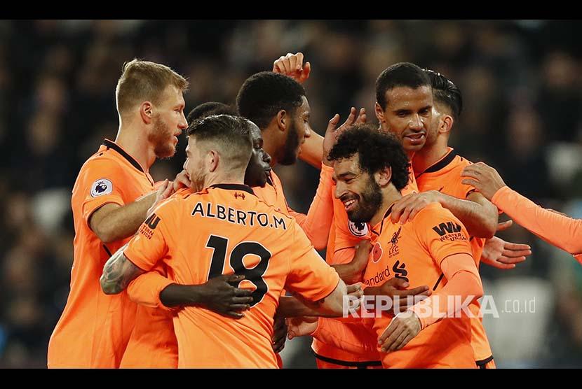 Permasalahan Liverpool Ada di Lini Pertahanan