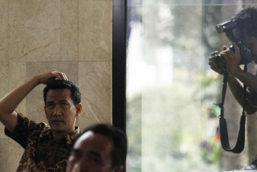 Pakar hukum tata negara Universitas Indonesia Refly Harun.