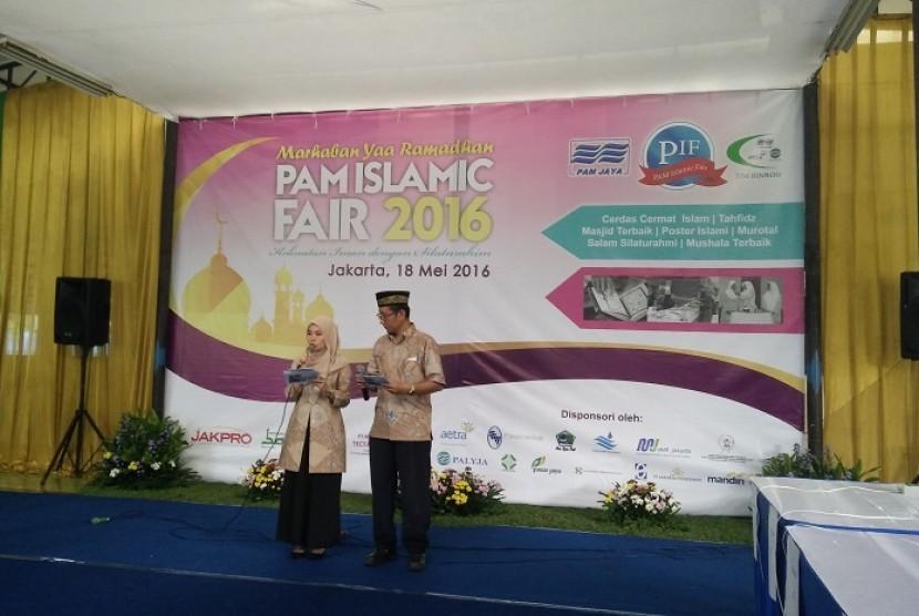 Sambut Ramadhan, PAM Jaya Gelar 'Islamic Fair 2016'