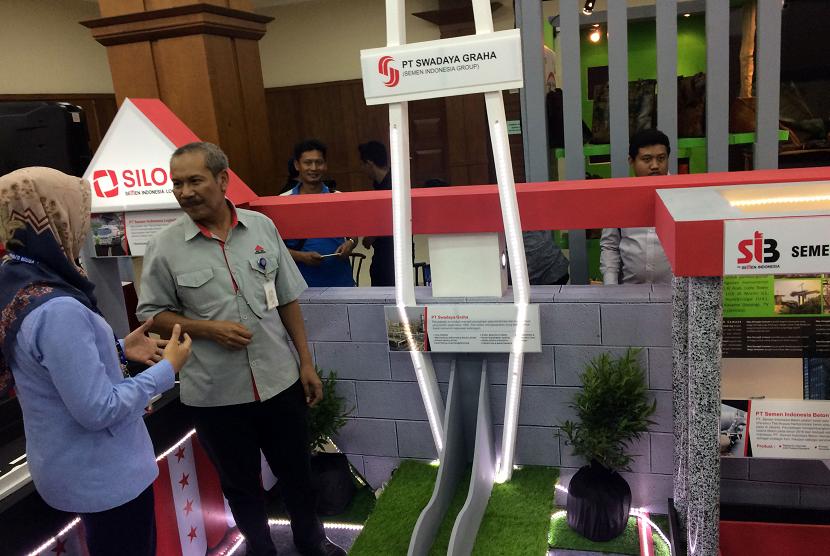 Semen Indonesia Expo 2017 Targetkan Transaksi Rp 5 Miliar