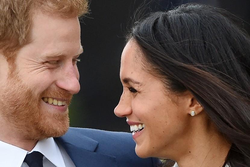 Cincin Tunangan Pangeran Harry Terinspirasi Putri Diana