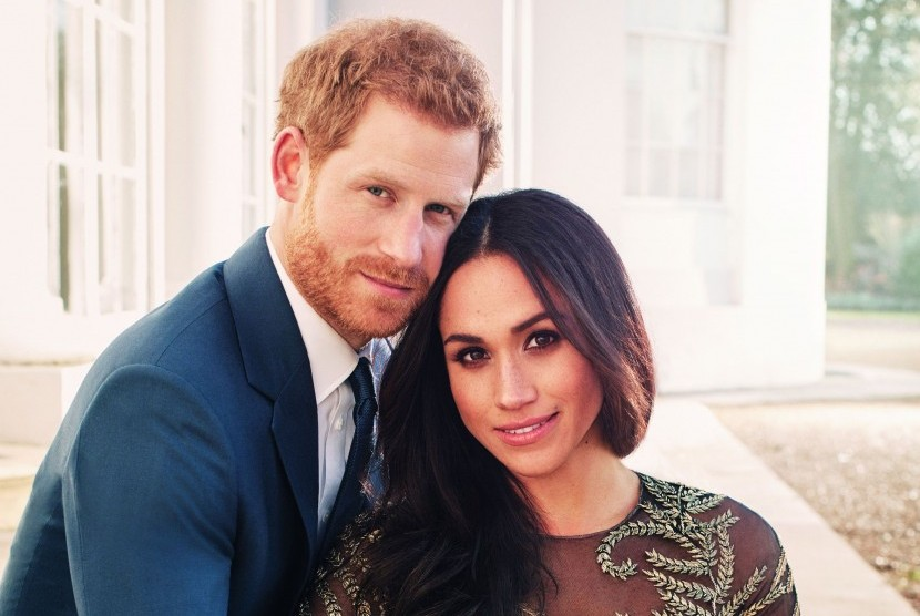 Kisah Pangeran Harry dan Meghan Markle akan Hadir di TV