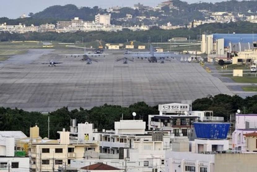 Pangkalan Militer AS di Okinawa, Jepang