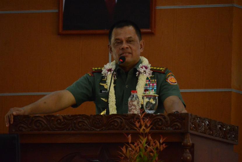 Panglima TNI Ajak Prajurit Teladani Rasulullah