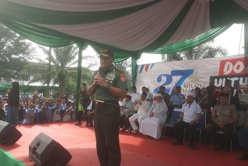 Panglima TNI: Ulama Indonesia Ajarkan Umat Lindungi Sesama