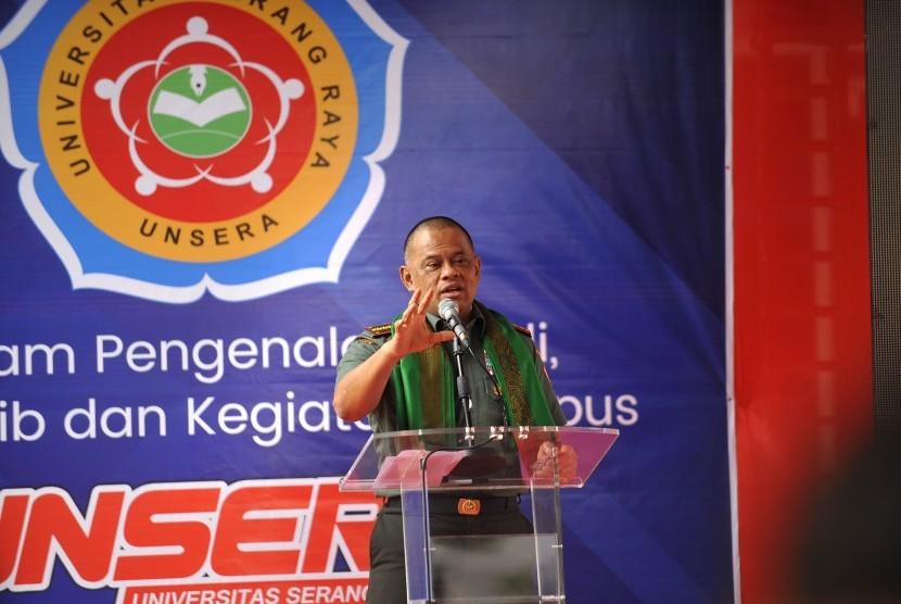 Panglima TNI Jenderal TNI Gatot Nurmantyo.