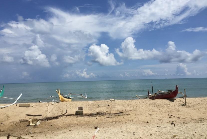 Pantai Burong Mandi, Belitung