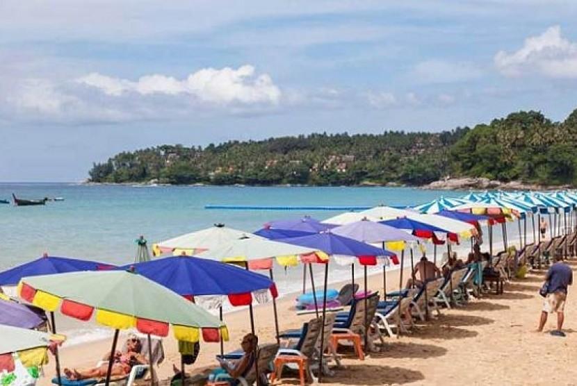 Pantai Phuket, Thailand